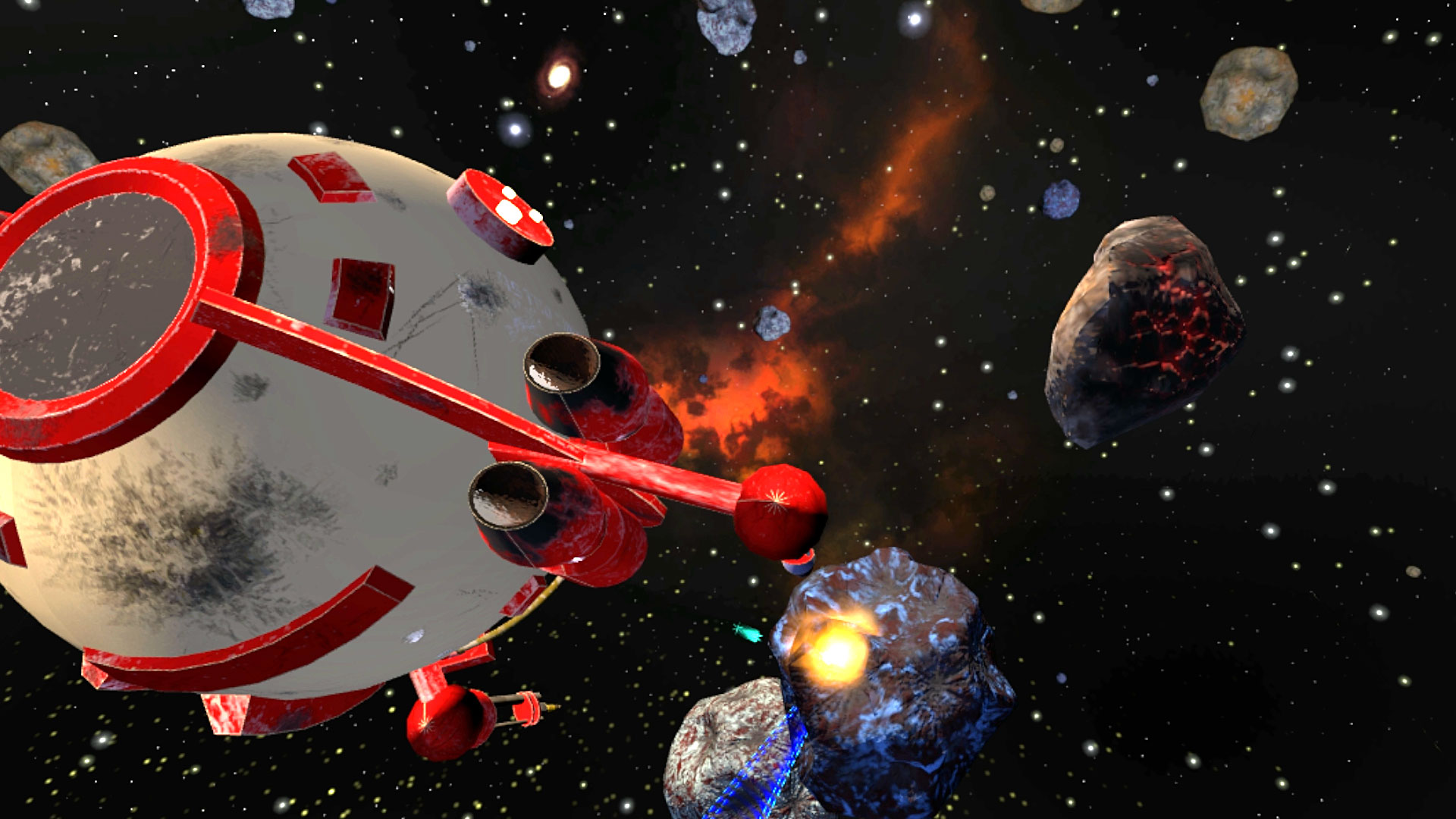 Oculus Quest 游戏《Space Junk》宇宙垃圾插图(1)
