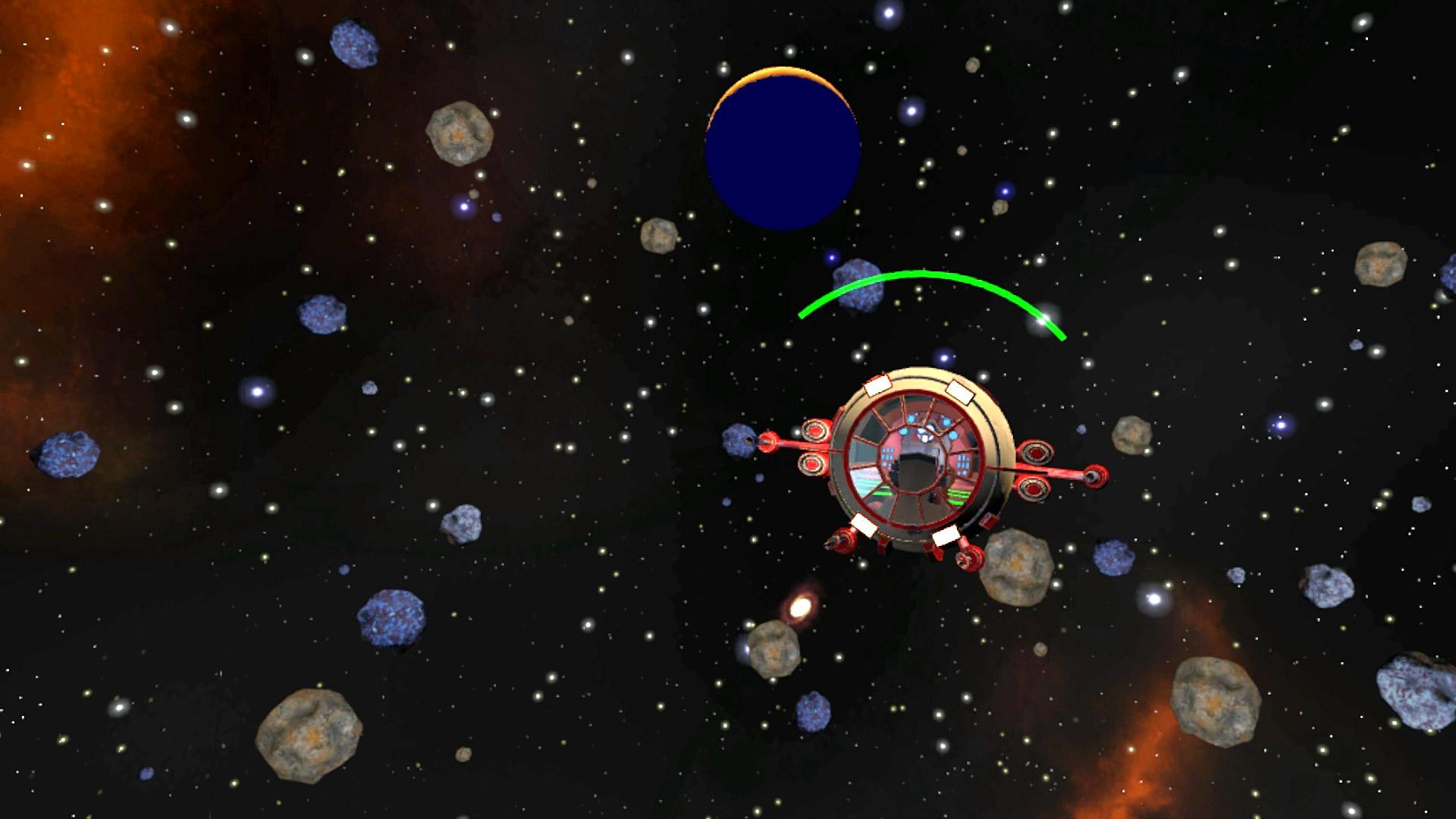 Oculus Quest 游戏《Space Junk》宇宙垃圾插图