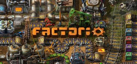 Factorio Cover Image