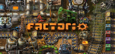Factorio Cover Image