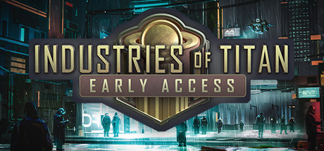 Industries of Titan Cover Image