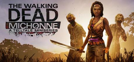 The Walking Dead: Michonne - A Telltale Miniseries Cover Image