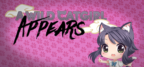 A Wild Catgirl Appears! Cover Image
