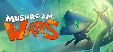 Mushroom Wars Cover Image