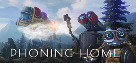 Phoning Home Cover Image