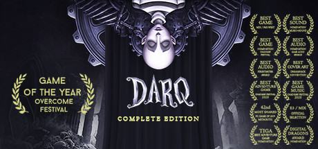 DARQ Complete Edition [PT-BR] Capa