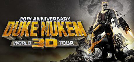 Duke Nukem 3D: 20th Anniversary World Tour Cover Image