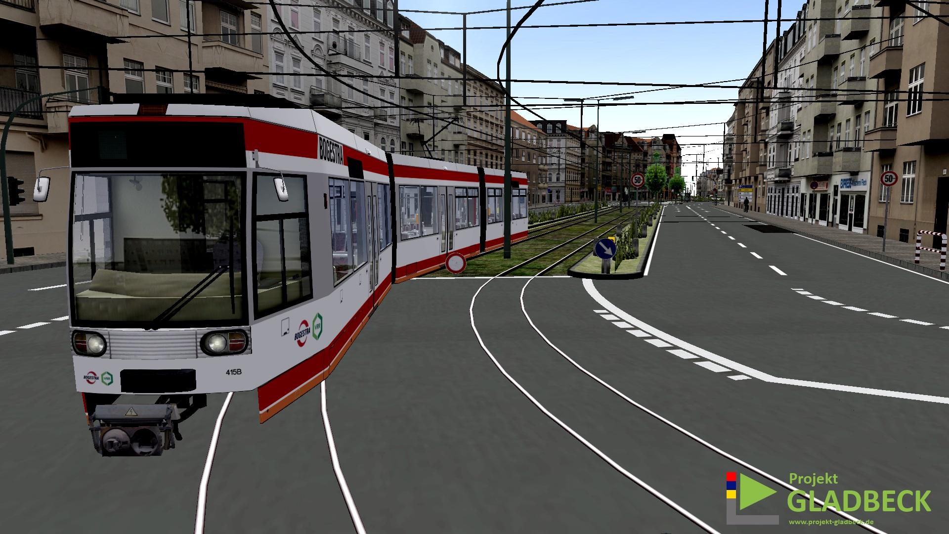 Gelsenkirchen strassenbahn essen Trams in