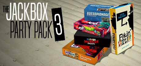 The Jackbox Party Pack 3 Cover Image