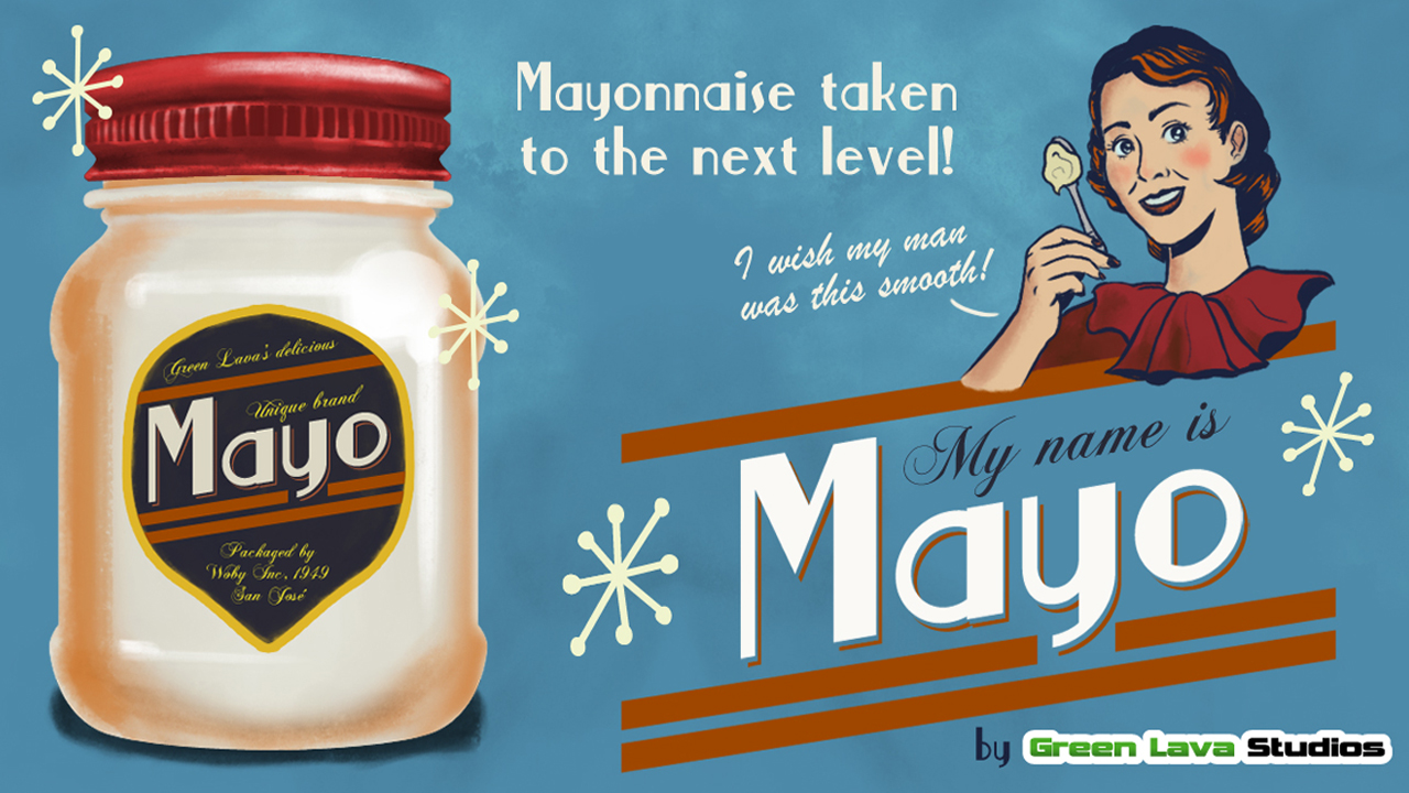 My Name is Mayo on Steam