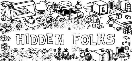 Hidden Folks Cover Image