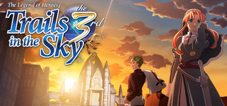 The Legend of Heroes: Trails in the Sky the 3rd Cover Image