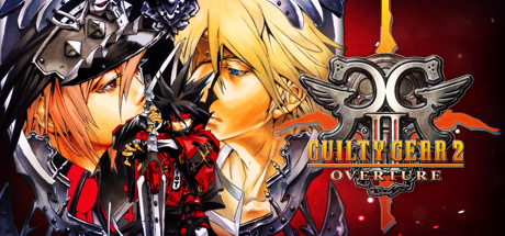 GUILTY GEAR 2 -OVERTURE- Cover Image