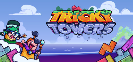 Tricky Towers Cover Image