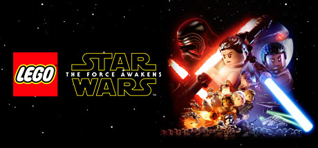 LEGO® STAR WARS™: The Force Awakens Cover Image