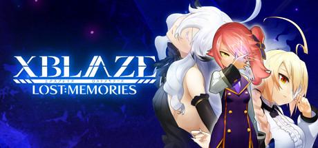 XBlaze Lost: Memories Cover Image