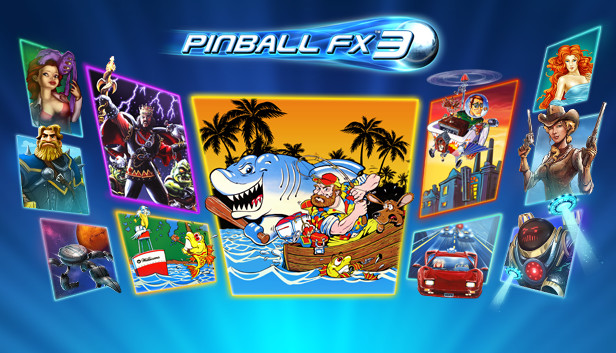 Pinball FX3 on Steam