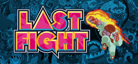 LASTFIGHT Cover Image