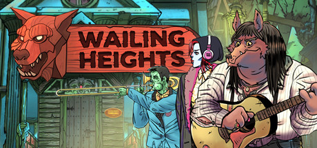 Wailing Heights Cover Image