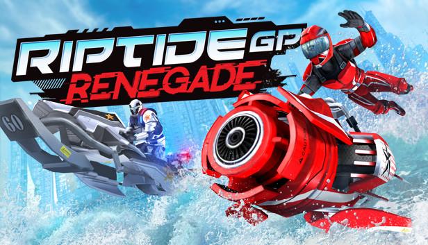 Riptide GP: Renegade on Steam