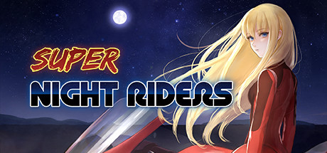 Super Night Riders Cover Image