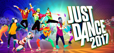 Just Dance 2017 Cover Image