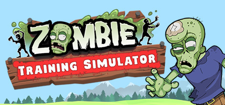 Zombie Training Simulator Cover Image