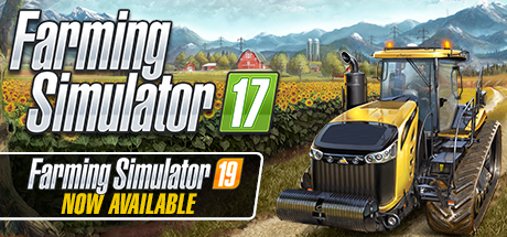 Farming Simulator 17 Cover Image