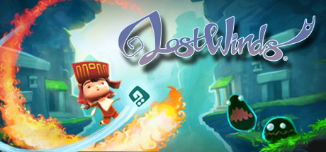 LostWinds Cover Image