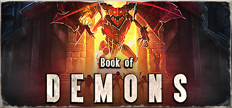 Book of Demons Capa