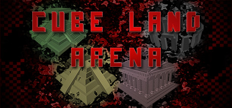 Cube Land Arena Cover Image