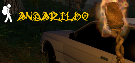 Andarilho Cover Image
