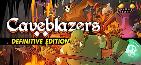 Caveblazers Cover Image