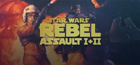 STAR WARS™: Rebel Assault I + II Cover Image