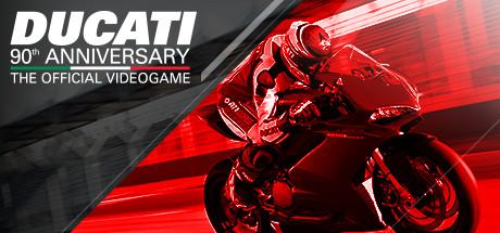 DUCATI - 90th Anniversary Cover Image