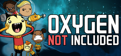 Oxygen Not Included Cover Image