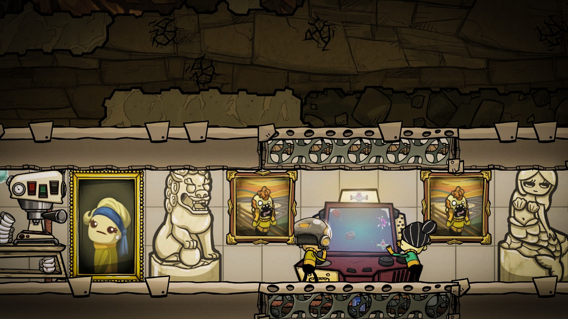 OXYGEN NOT INCLUDED SPACED OUT EARLY ACCESS FREE DOWNLOAD