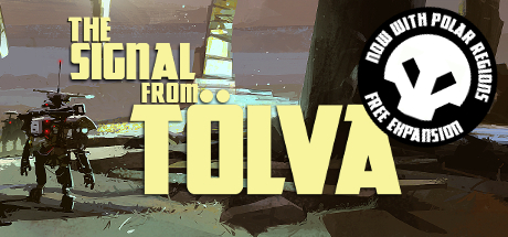 The Signal From Tölva Cover Image