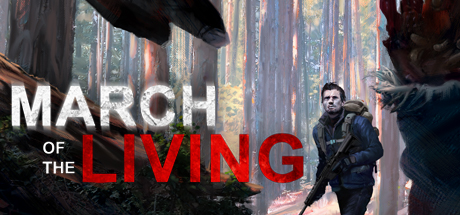 March of the Living Cover Image