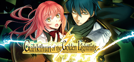Gahkthun of the Golden Lightning Steam Edition Cover Image