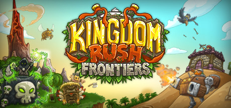 Kingdom Rush Frontiers - Tower Defense Cover Image
