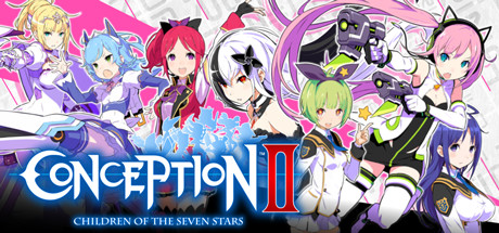ANIME SOUNDTRACK CONCEPTION 2 CHILDREN OF THE SEVEN STARS O.S.T