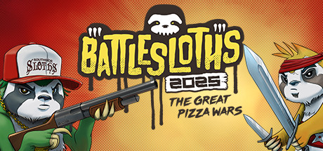 Teaser for Battlesloths 2025: The Great Pizza Wars