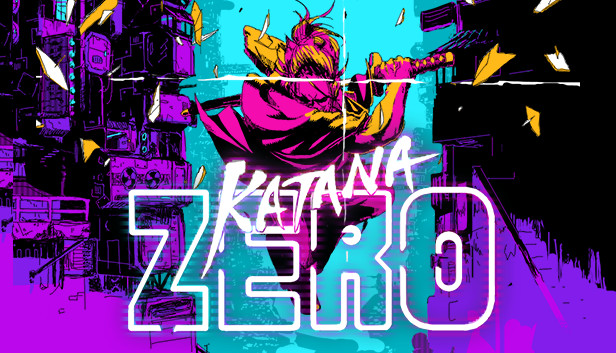 Katana ZERO в Steam