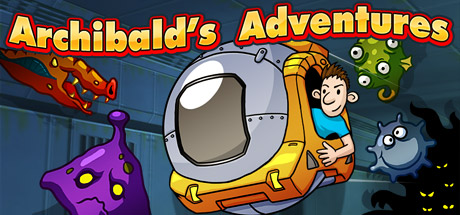 Archibald's Adventures Cover Image