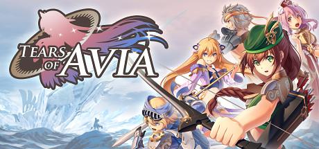Tears of Avia Cover Image