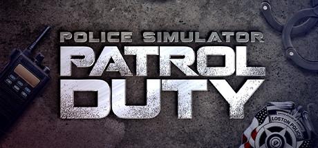 Police Simulator Patrol Duty Capa
