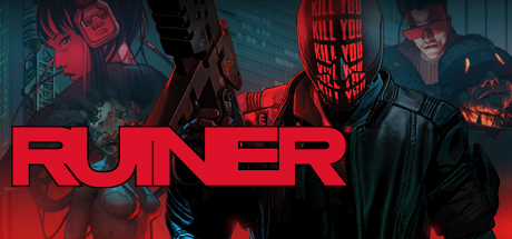RUINER Cover Image