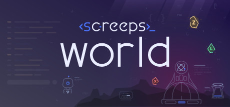 Screeps Cover Image