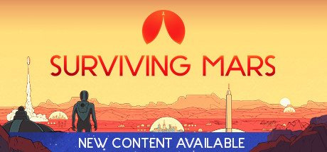 Surviving Mars Cover Image